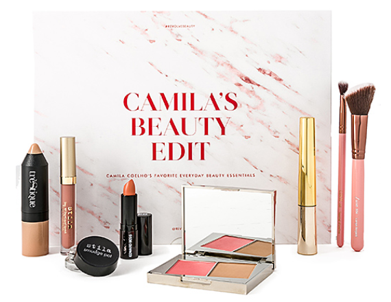 REVOLVE Beauty x Camila Coelho The Beauty Edit see more at icangwp beauty blog