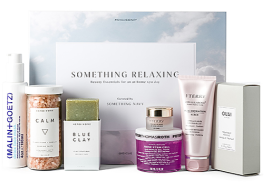 REVOLVE Beauty x Something Navy Something Relaxing see more at icangwp limited edition beauty box blog