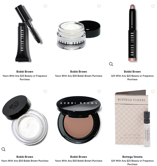 saks Beauty  Gifts with Purchase bobbi brown gwp jan 2018 see more at icnagwp gift with purchase blog