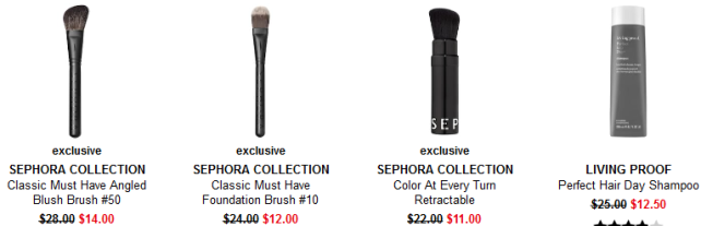 sephora weekly wow 1 18 jan 2018 2 see more at icangwp gift with purchase blog 2