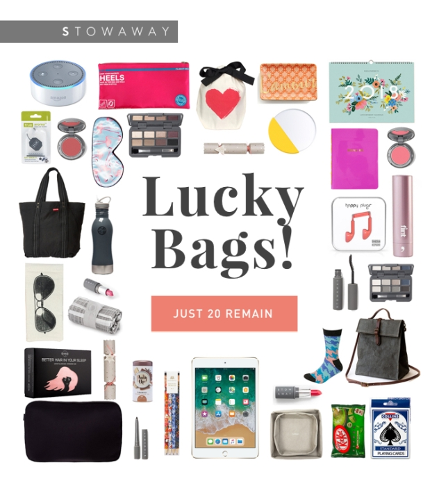 stowaway lucky bag 2018 see more at icangwp gift with purchase blog