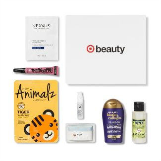 target beauty box january 2018 see more at icangwp limited edition box blog