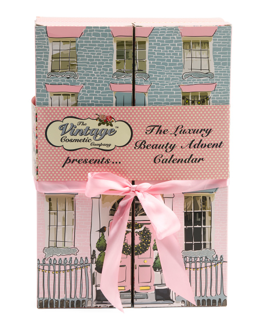 the vintage cosmetic luxury advent calendar see more at icangwp blog