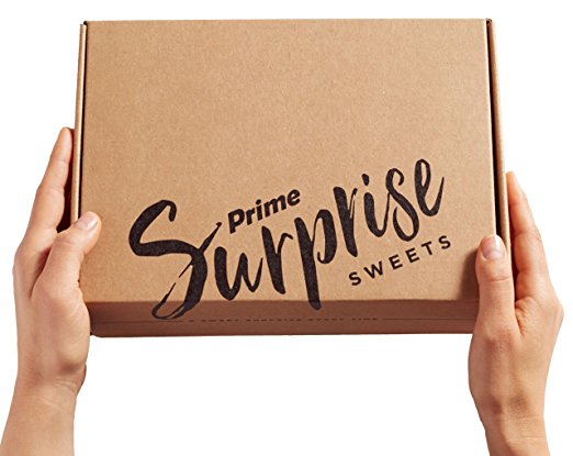 amazon prime surprise sweets box feb 2018 see more at icangwp blog