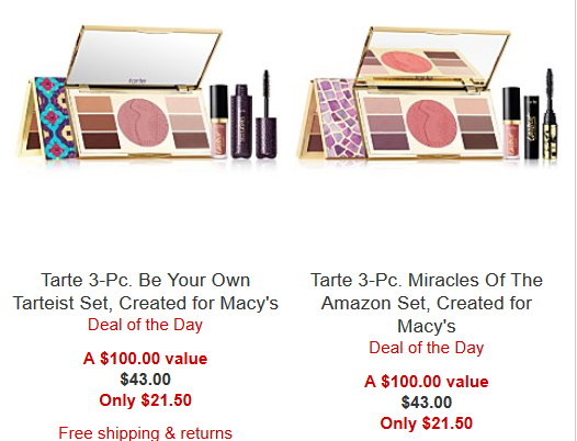 Beauty Deals Of The Day Macy s see more at icangwp gift with purchase blog