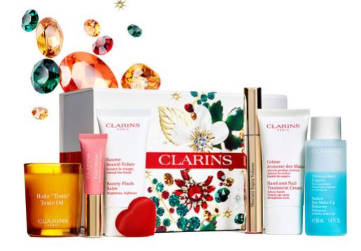Celebration Box Gift Sets Clarins