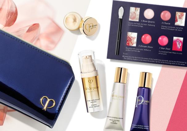 Clé de Peau Beauté Official Store Luxury Skincare Makeup