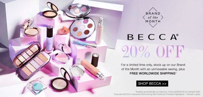 cult beauty becca 20 off free shipping feb 2018 see more at icangwp blog