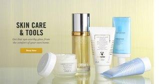 gilt beauty skincare