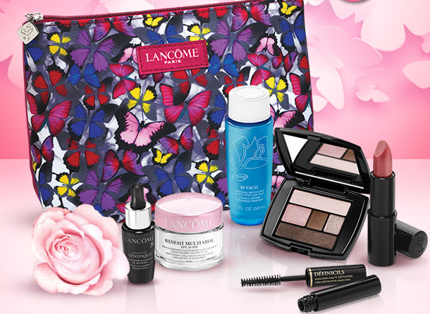 lancome  Receive an Exclusive Gift  Only for You .png