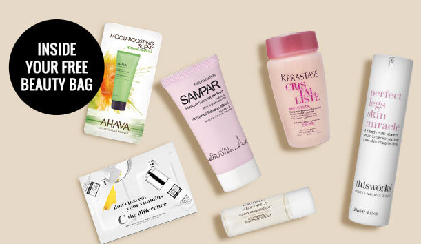lookfantastic Hair Products Makeup Skin Care Products
