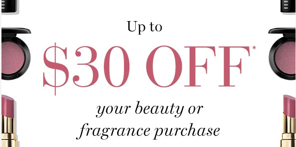saks A rare treat 1 day only— 30 OFF beauty fragrance