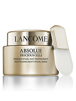 saks lancome absolue previous cells revitalizing night ritua mask