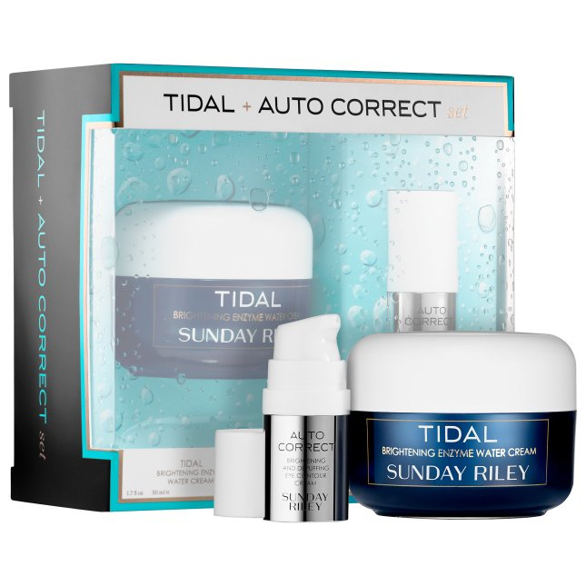 sephora sunday riley tidal auto correct set