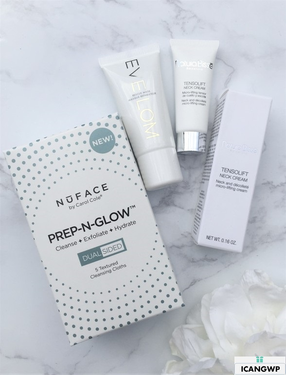 space-NK-beauty-edit-review-by-icangwp-beauty-blog-nuface-cloth