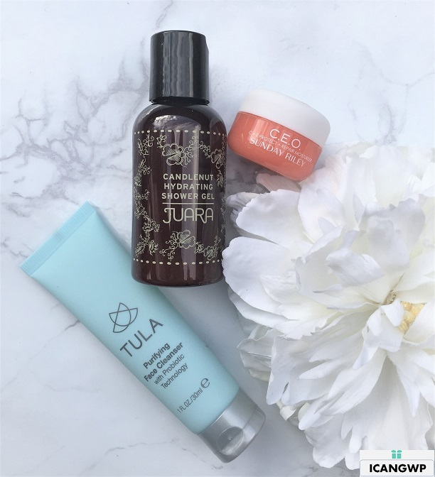 space-NK-beauty-edit-review-by-icangwp-gift-with-purchase-blog-tula-cleanser
