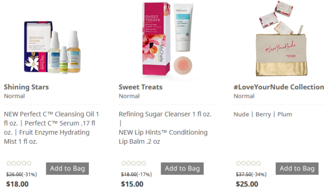 Special Offers   Sales on MyChelle Skincare Products.png