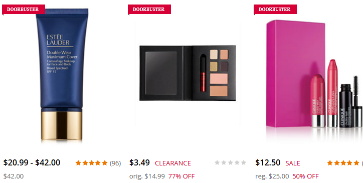 Stage Stores beauty sale