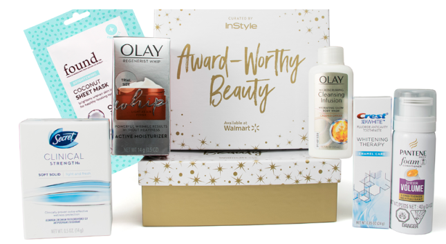 walmart Limited Edition Beauty Box feb 2018 see more at icangwp blog