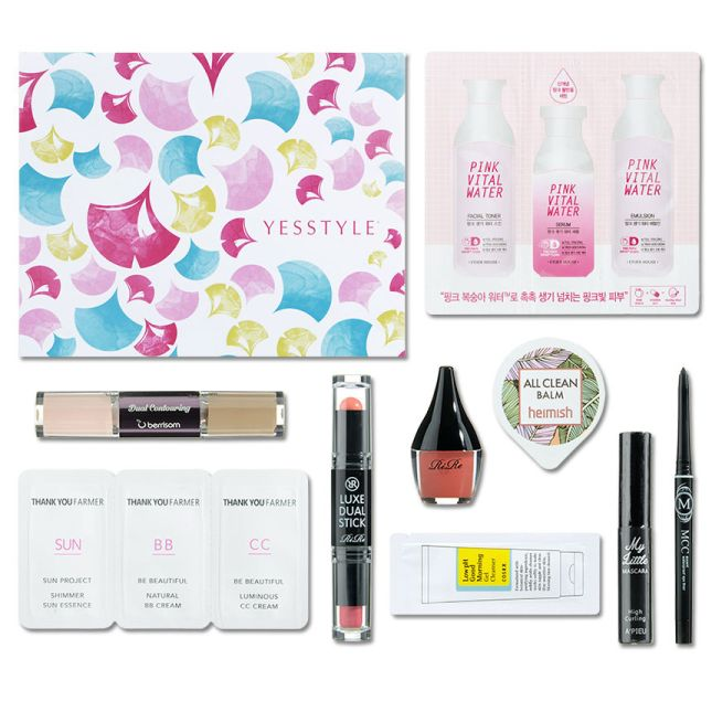 yesstyle sweet spring make up kit feb 2018 see more at icangwp blog