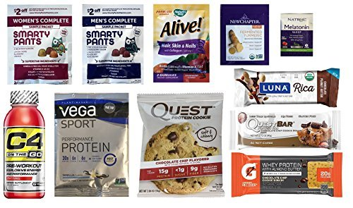 amazon sample box nutrition box mar 2018 icangwp blog