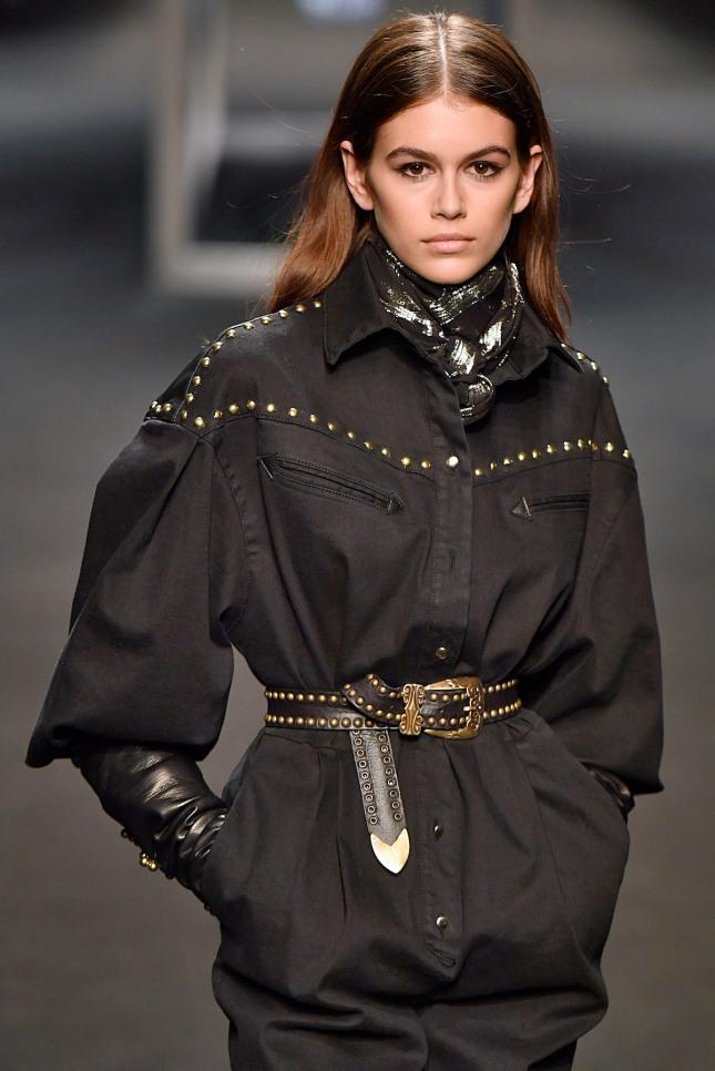 Italy: Milan Fashion Week - Alberta Ferretti Fashion Show