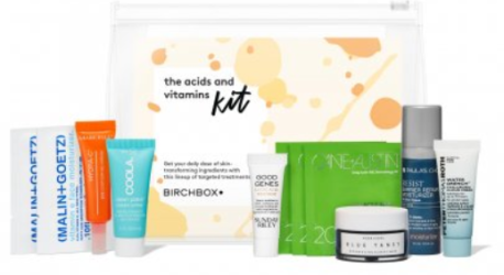 birchbox The Acids and Vitamins Kit see more at icangwp blog