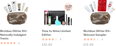 birchbox uk Limited Edition Boxes see more at icangwp blog