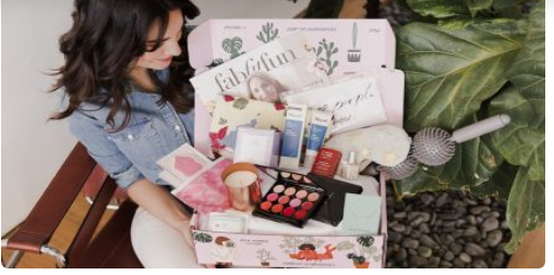 fabfitfun spring box 2018 see more at icangwp beauty blog