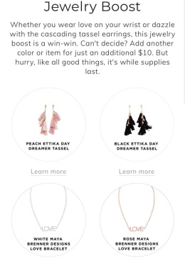 fabfitfun spring box 2018 spoiler earrings or bracelet see more at icangwp beauty blog
