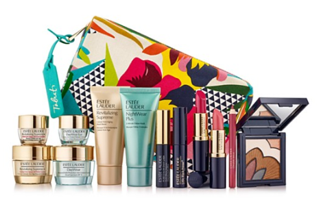 Gift with any 37.50 Estée Lauder purchase Bloomingdales icangwp march 2018
