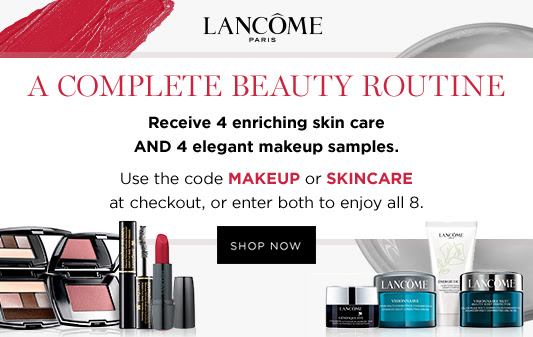 lancome coupon free 8 samples see more at icangwp beauty blog