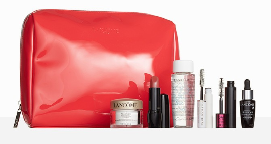 lancome Gift with Purchase at Nordstrom march 2018 see more at icangwp beauty blog