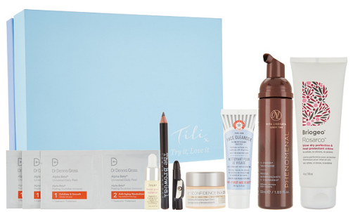 QVC Beauty TILI Try it Love it 7 Piece Collection Page 1 — QVC.com
