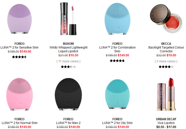 Sephora weekly wow see more at icangwp blog