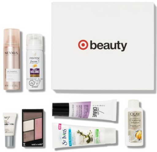 Target Beauty Box March Target see more at icangwp blog