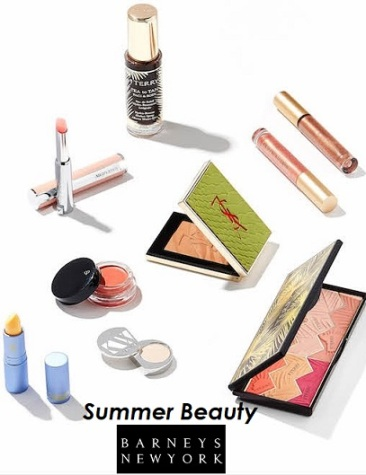 barneys new york summer beauty