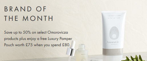 Beauty Expert omorovicza Beauty Products with Free Delivery
