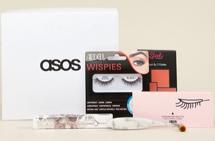 Beauty Extras ASOS Occasion Box april 2018 icangwp blog