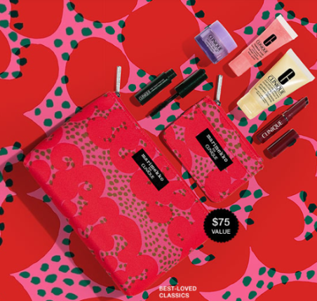 Clinique 7pc Gift with 28 icangwp beauty blog