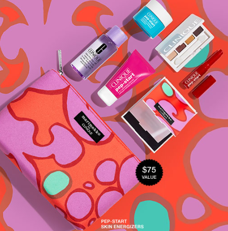 Clinique 7pc Gift with 28 icangwp blog