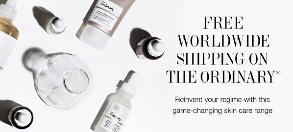 cult beauty the ordinary