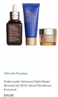 Estée Lauder Gift sets at Nordstrom icangwp beauty blog