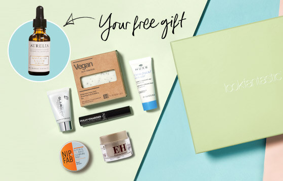 Lookfantastic Beauty Box free gift april 2018 see more at icangwp blog
