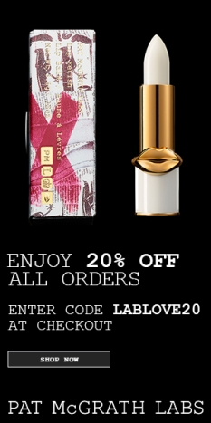 pat mcgrath labs 20 percent off
