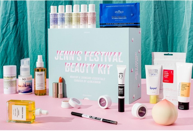 revolve jenns festival beauty kit april 2018 icangwp blog