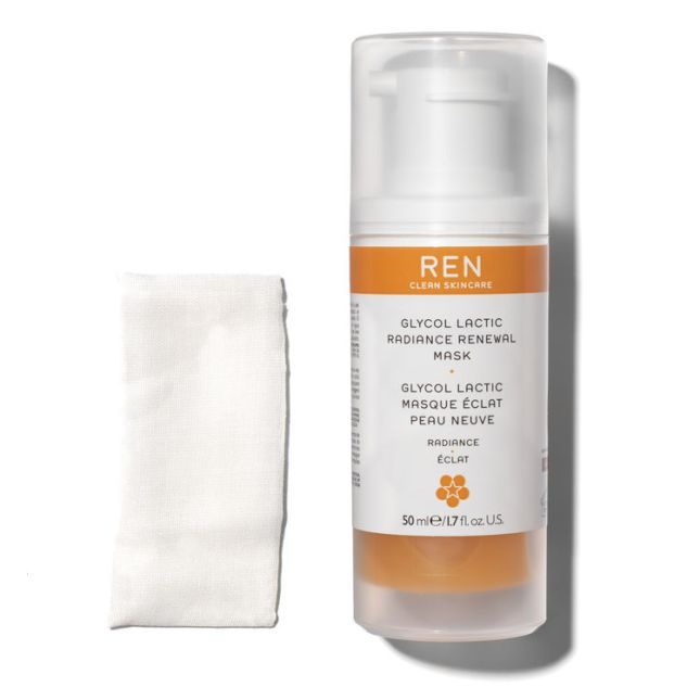 space nk ren glycol lactic mask icangwp