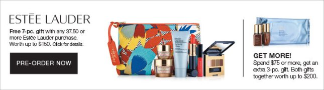 stage store estee lauder gwp 7pc icangwp blog