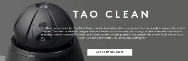 TAO CLEAN Barneys New York icangwp