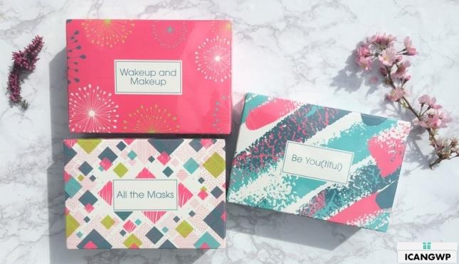 target beauty box april icangwp